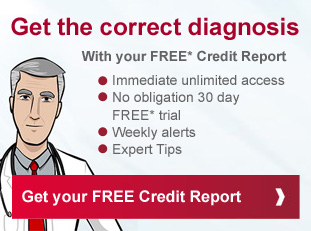 'Get out of debt with the help of our FREE Credit Report