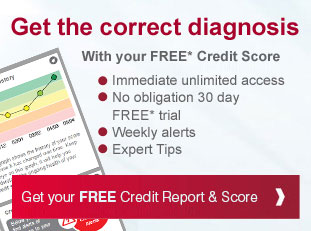 Get your FREE Credit Report & Score