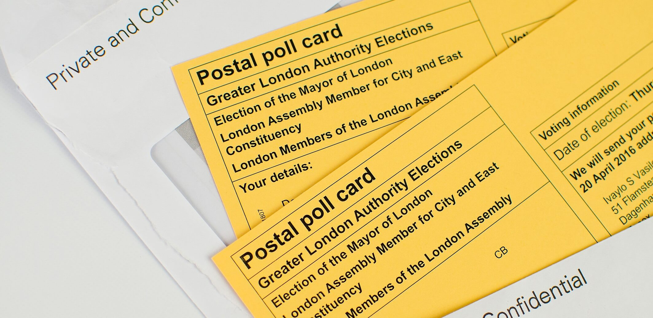 updating electoral roll information